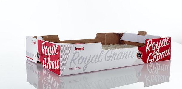 Tray-, Karton- und Faltschachtelklebung