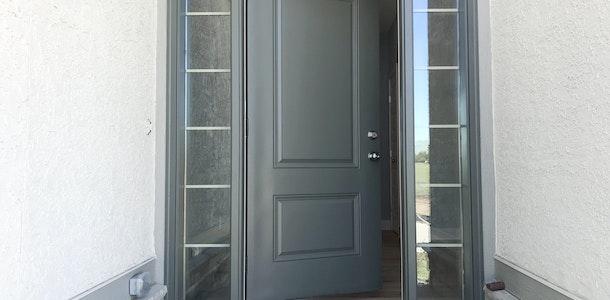 Portas exteriores