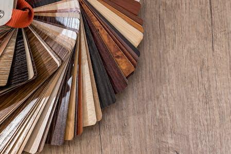Auswahl an Folien für Laminat-, vinyl und designböden