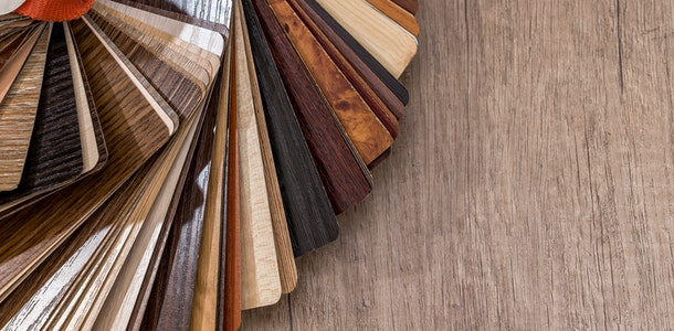 Manufacture of laminate-, vinyl- and design floors