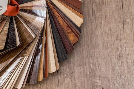 Auswahl an Folien für Laminat-, vinyl- und designböden