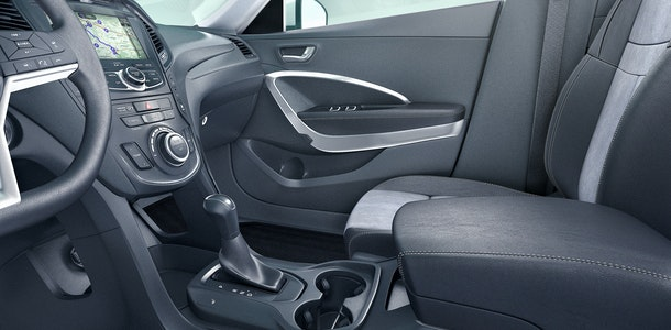 Vehicle Interior Lamination
