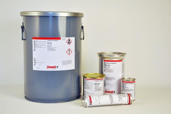 Jowatherm Reaktant PUR product range