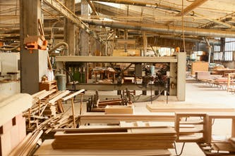 clean workspace production
