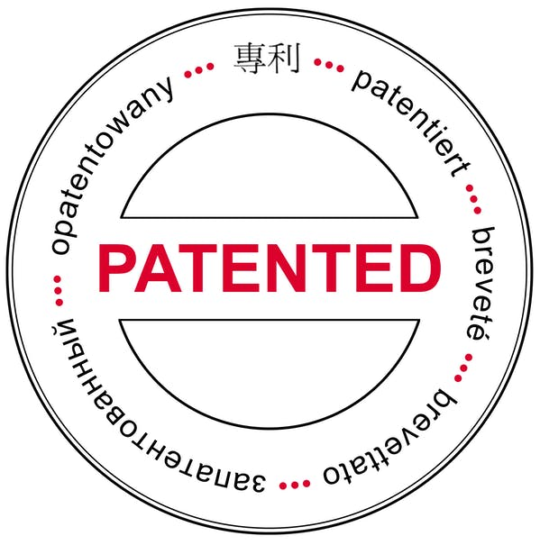 Patented Patentiert Jowat MR