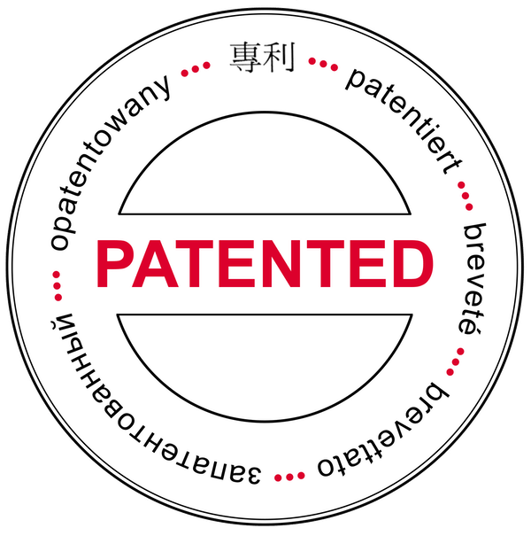 Patented patentiert MR Jowat