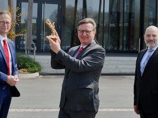 Axia Best Managed Companies Award 2021.