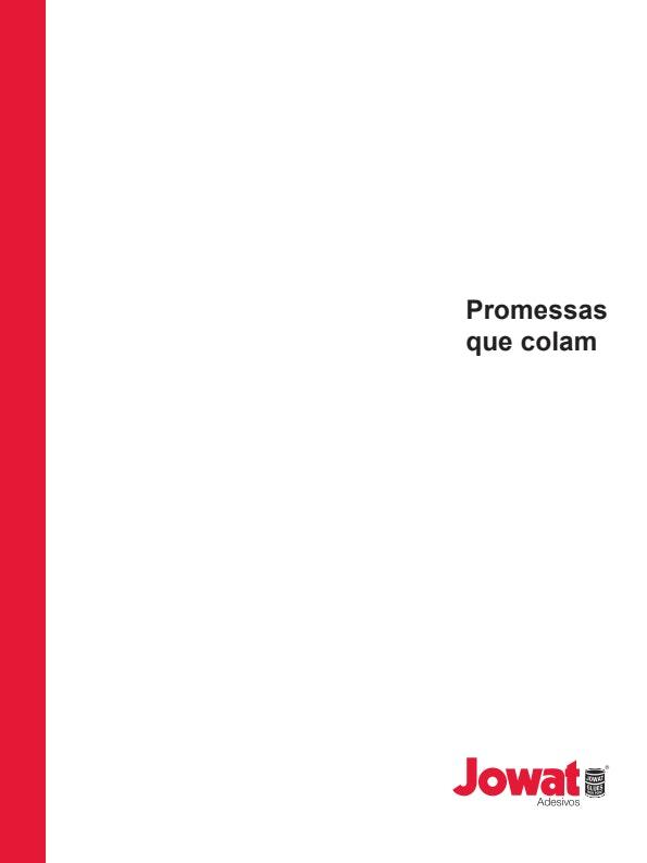 Promessas que colam